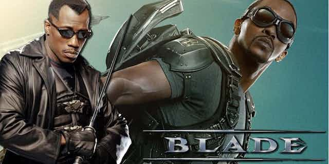 ¿Es Blade el secreto de Marvel?