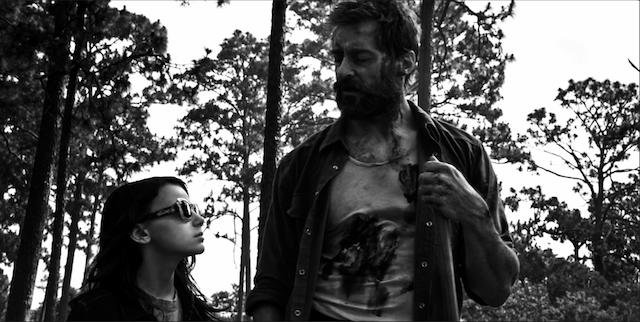 Logan tendrá versión en blanco y negro