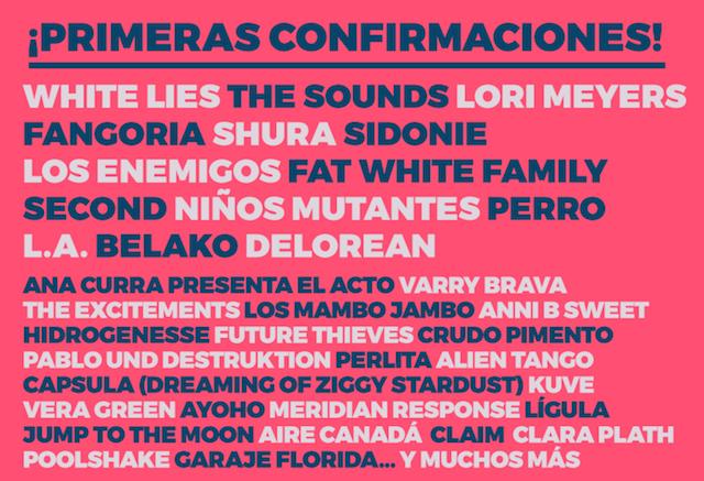 El WAM de Murcia, a punto: primeras confirmaciones