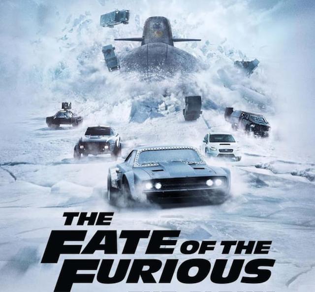 Alucina con el increíble nuevo tráiler de Fast & Furious 8