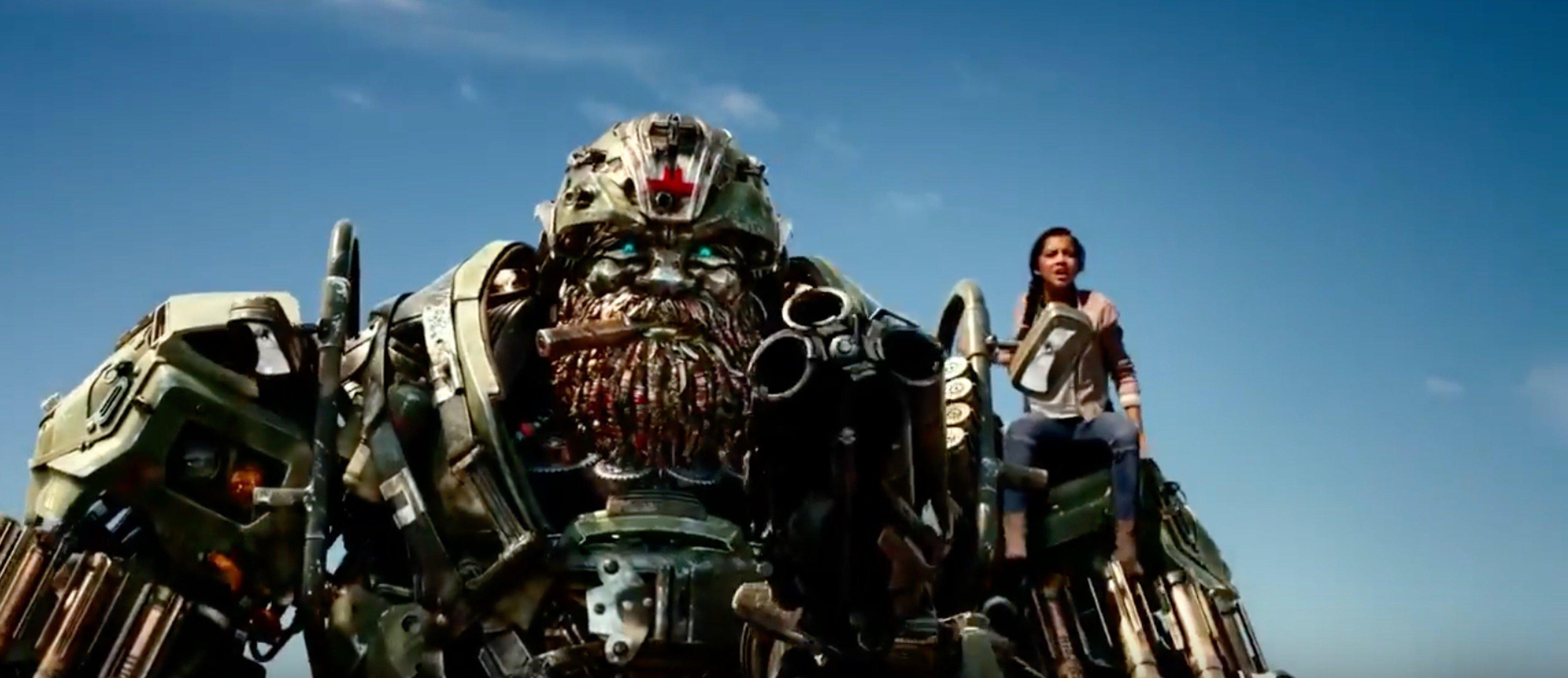 Nuevo trailer de 'Transformers: El Último Caballero' se pasa a 'Stranger Things'Nuevo trailer de 'Transformers: El Último Caballero' se pasa a 'Stranger Things'