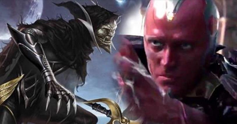Nuevo villano de 'Vengadores: La Guerra de Infinito' en vídeo rodaje