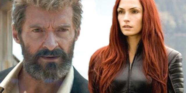 La escena eliminada de 'Logan' con Jean Grey