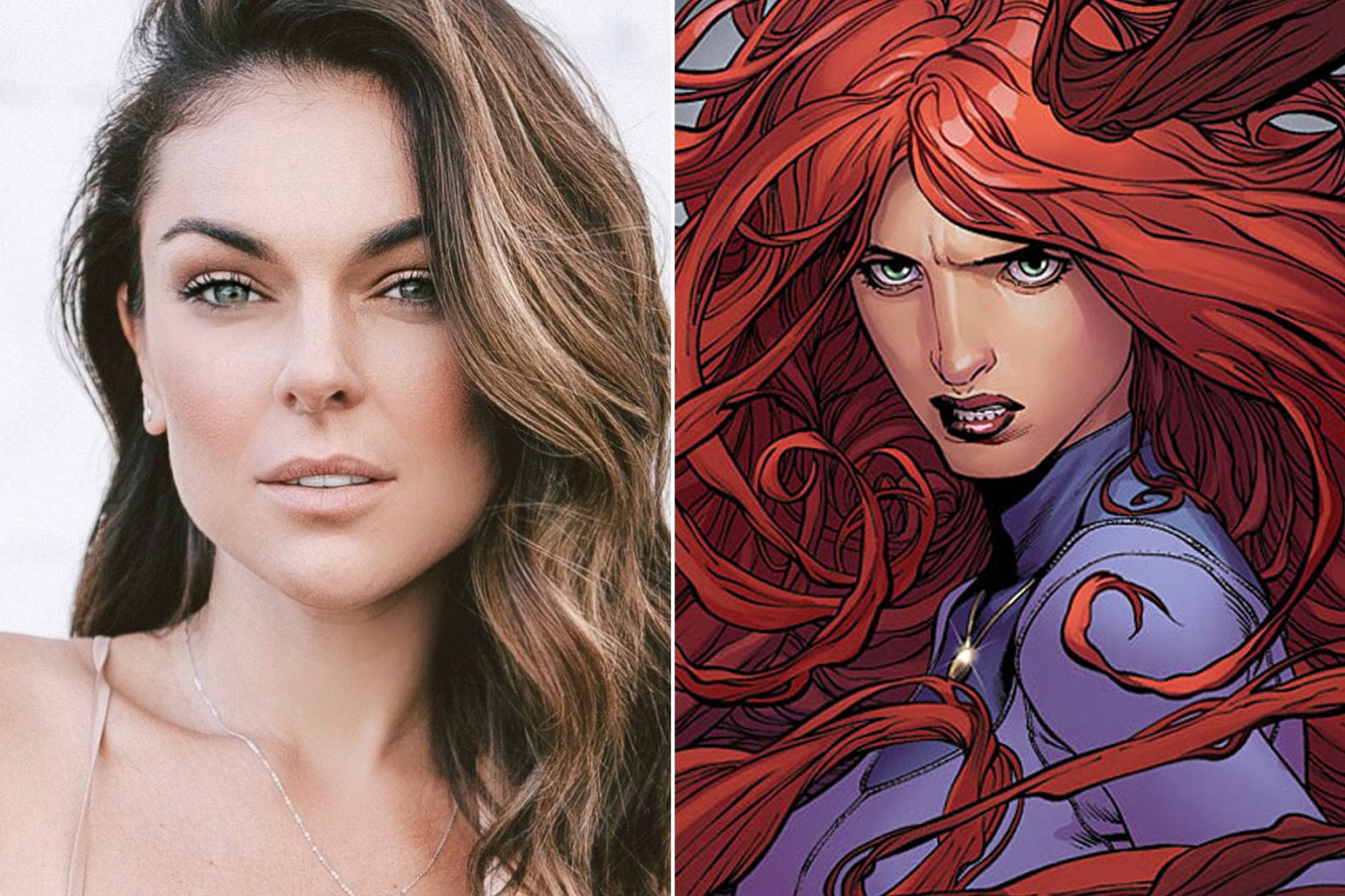 Marvel anuncia a Serinda Swan como Medusa en 'Los Inhumanos'