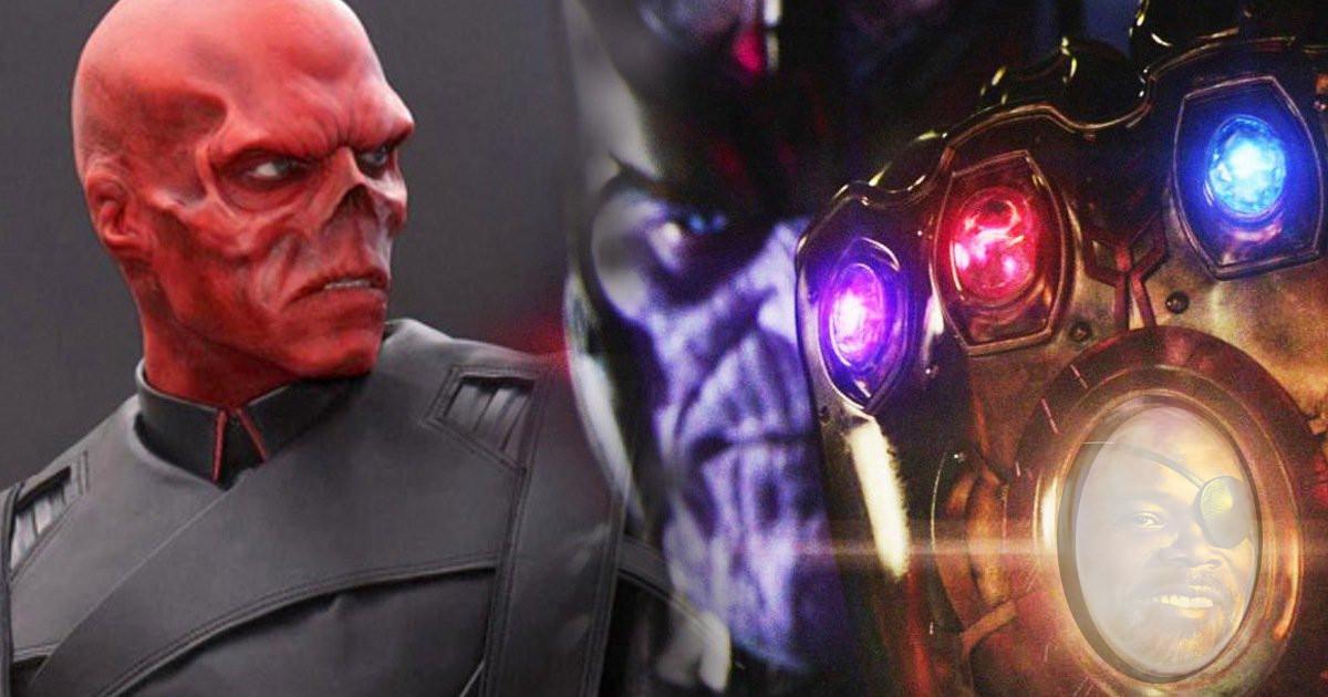 ¿Película de Nick Fury y Cráneo Rojo en la Fase 4 de Marvel Studios?