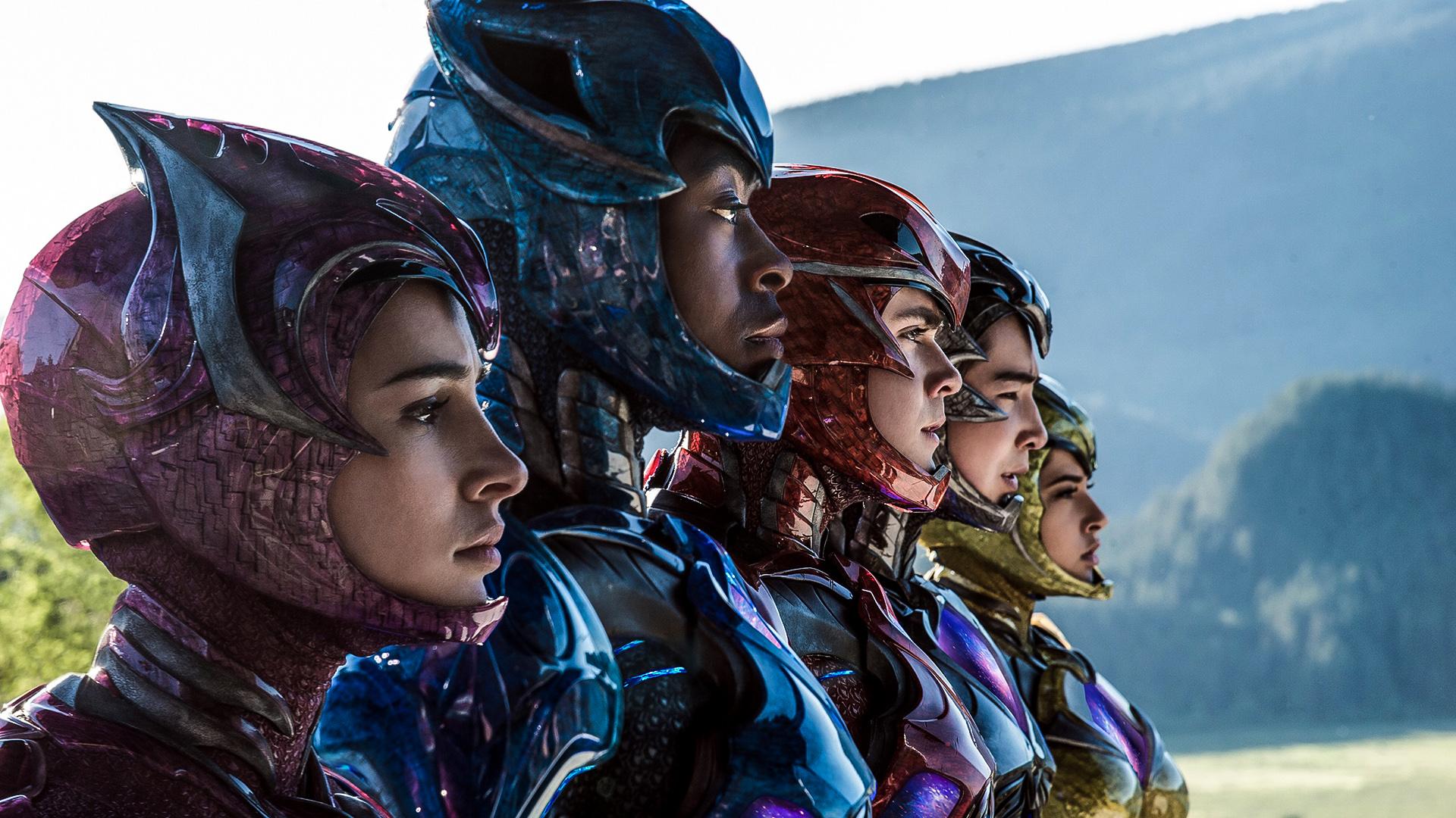 La nueva película de 'Power Rangers' incluirá al primer superhéroe gay del cine
