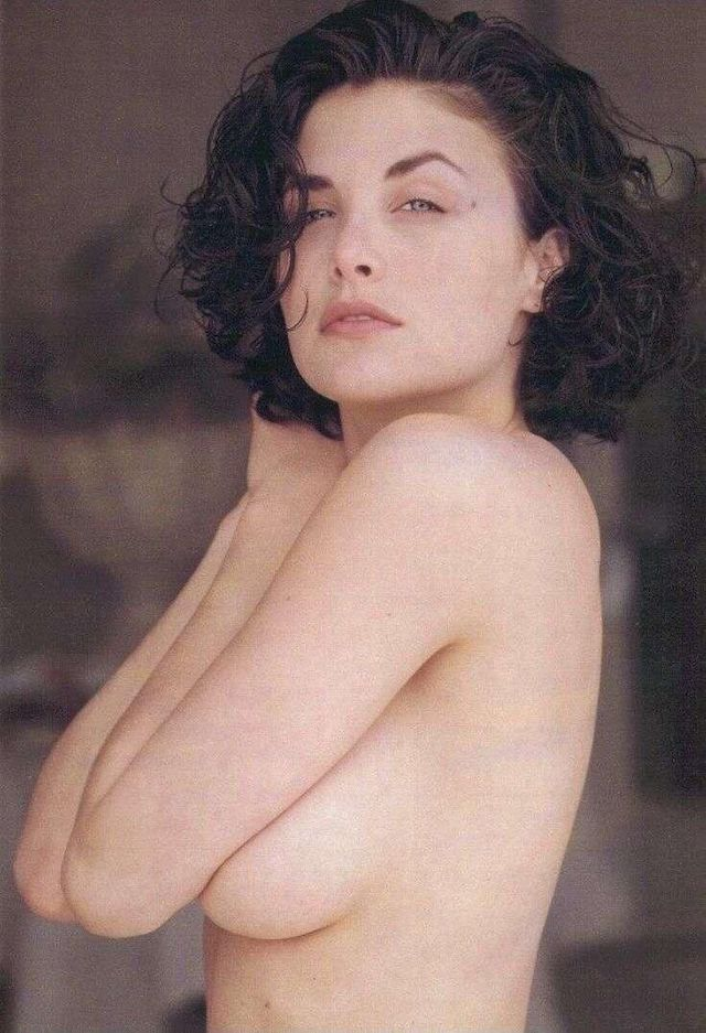 Sherilyn Fenn desnuda, vamos preparando la llegada de Twin Peaks