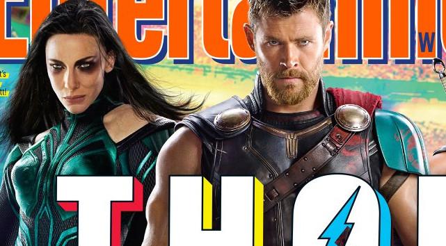 Primer vistazo oficial a 'Thor: Ragnarok'