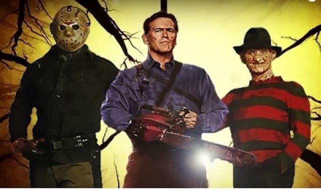 Freddy vs Jason vs Ash: Robert Englund habla claro