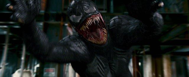 La película de Venom restrasa el estreno de Aquaman