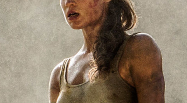 Primer vistazo oficial a la nueva 'Tomb Raider' de Alicia Vikander