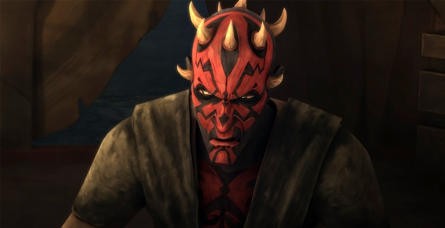 (Vídeo) La muerte de Darth Maul en 'Star Wars: Rebels'