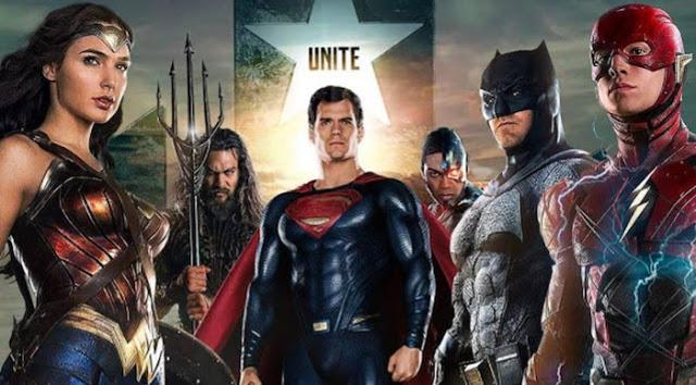 Trailer extendido de la Liga de la Justicia