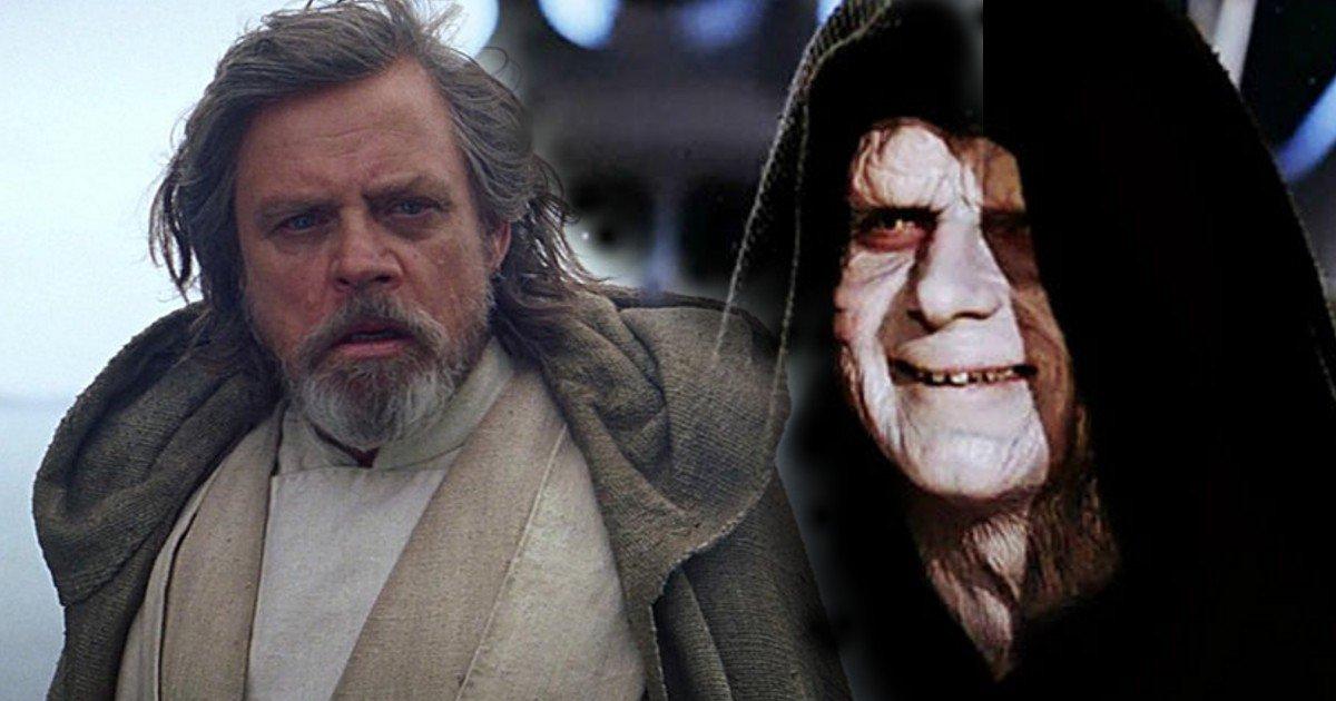 Luke Skywalker se convertirá al lado oscuro en 'Star Wars: Los Últimos Jedi'