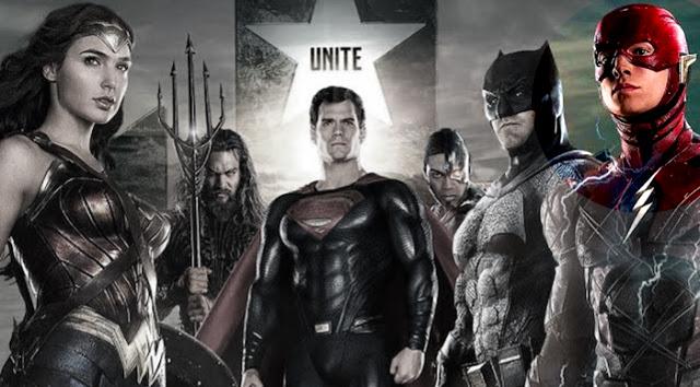 La segunda parte de 'La Liga de la Justicia' será ¿'Flashpoint'?