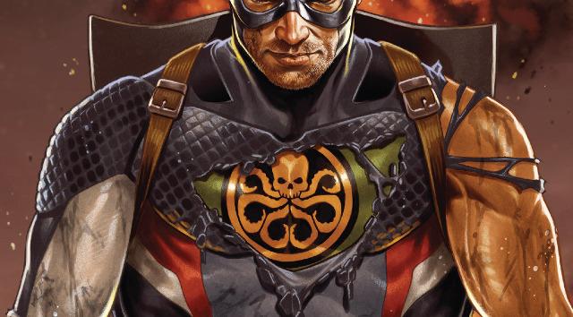 El Capitán América somete Marvel en 'Imperio Secreto'