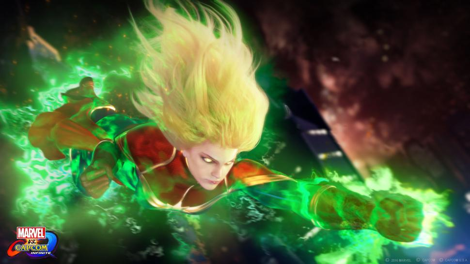 Nuevo trailer de 'Marvel vs Capcom: Infinite'