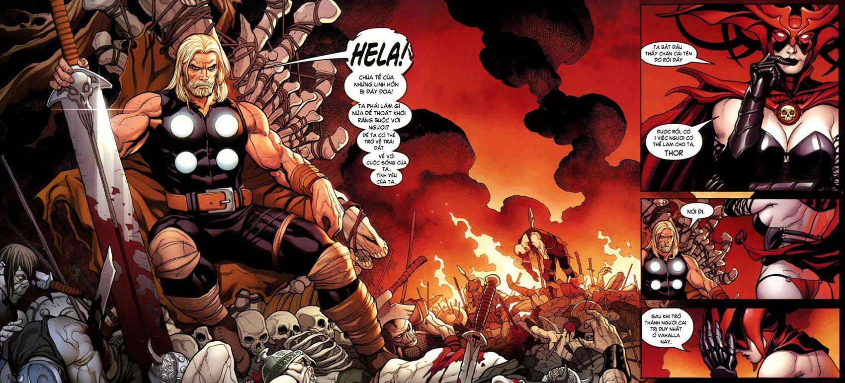 Todas las claves, guiños y referencias del trailer de 'Thor: Ragnarok'