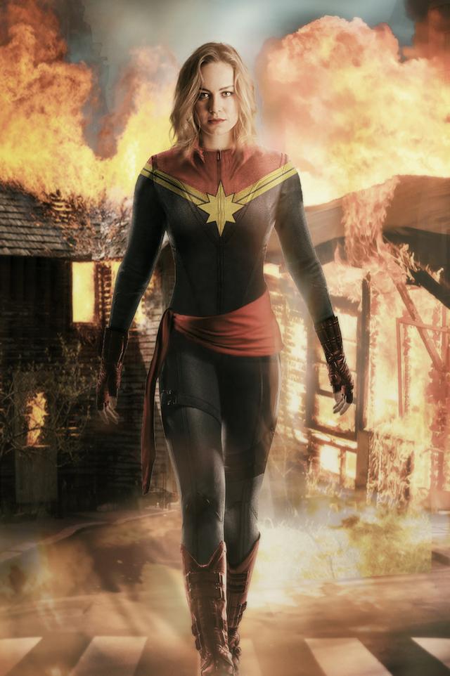 Brie Larson habla de Captain Marvel