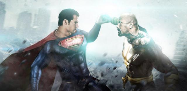 ¿Black Adam y Shazam en La Liga de la Justicia?
