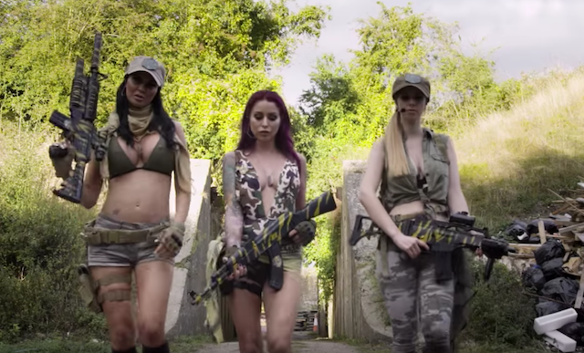 Call of Duty se vuelve porno: Bienvenidos a Cock of Duty