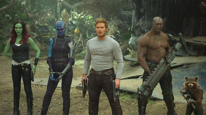 Las cinco escenas post-crédito de 'Guardianes de la Galaxia Vol 2'