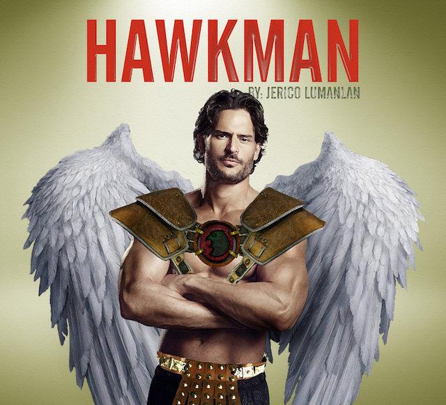 ¡Atención a Hawkman en el nuevo trailer de Justice League!