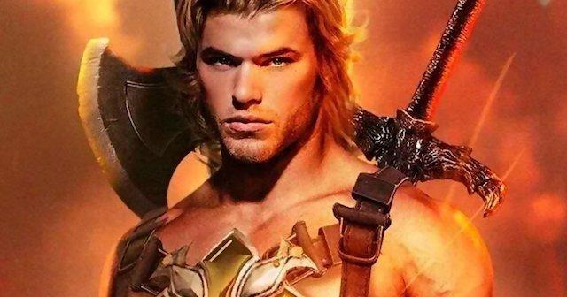 Arranca el reboot de He-Man y los Masters del Universo
