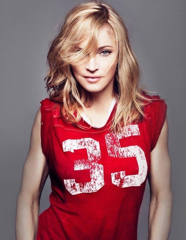 En marcha el biopic de Madonna… si la estrella lo permite