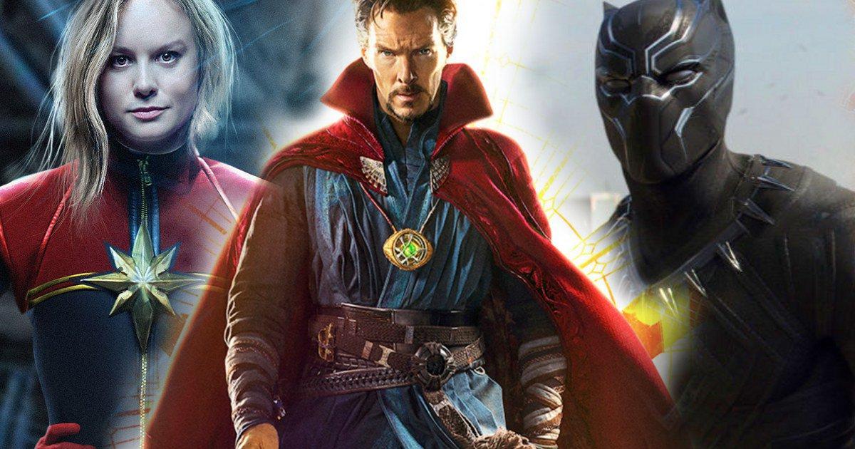 Revelados planes para la Fase 4 de Marvel Studios