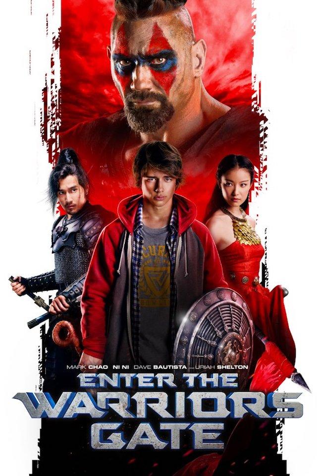 Tráiler de El portal del guerrero, el Jumanji del siglo XXI con guerreros y espadas
