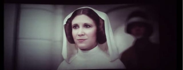 Bombazo en Star Wars: Episodio IX: Carrie Fisher estará en la película