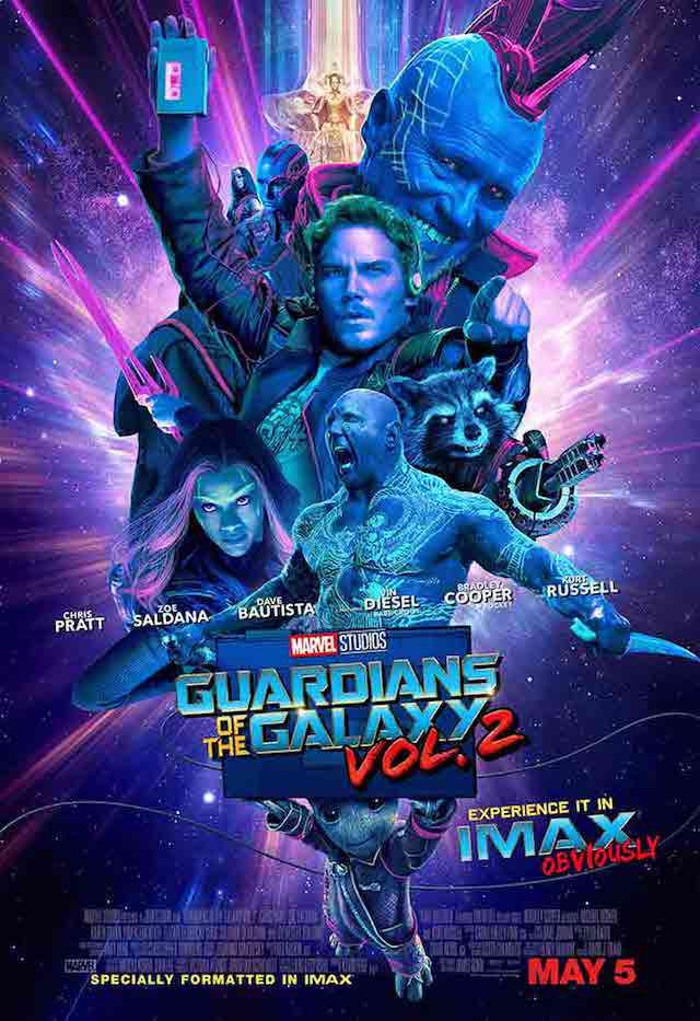 Primeras críticas de Guardians of the Galaxy Vol.2