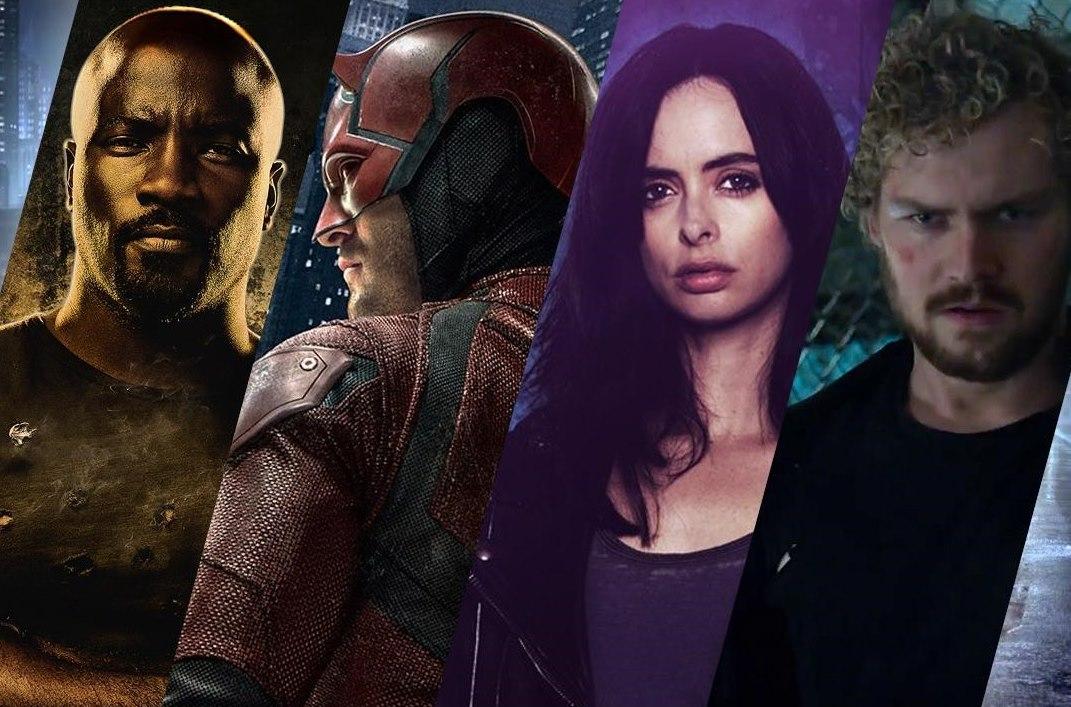 Nuevo trailer de los Defensores de Marvel y Netflix
