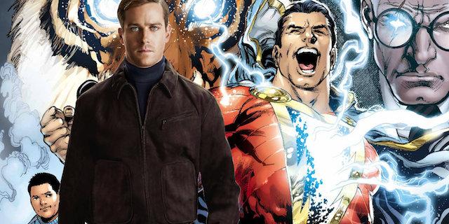 Problemas en DC: Shazam y Green Lantern se pelean por su protagonista
