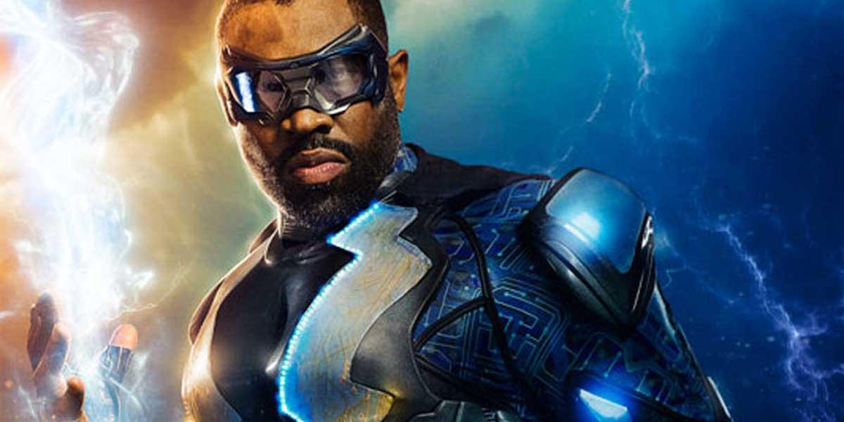 Primer trailer de 'Black Lightning', el nuevo superhéroe de DC