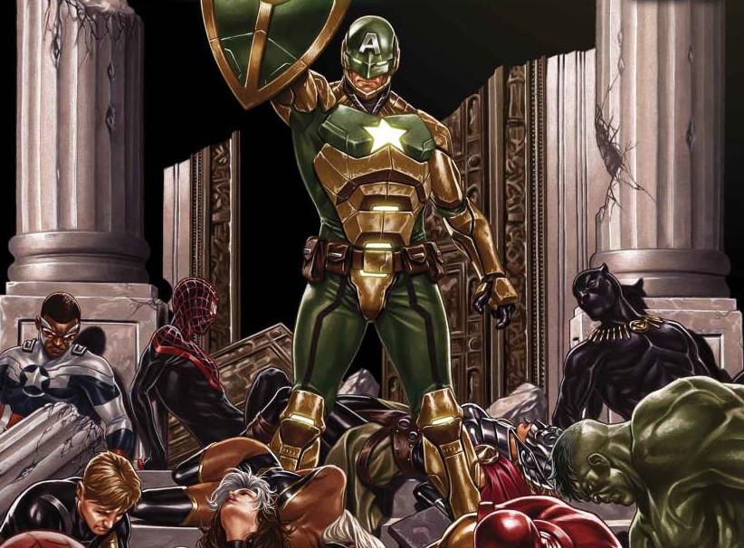 Marvel trae de vuelta al Capitán América original en 'Imperio Secreto'