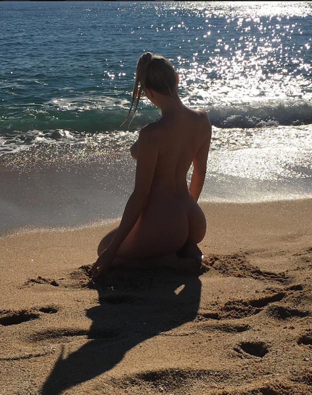 Daniela Blume Desnuda Revoluciona Internet Otra Vez Cultture