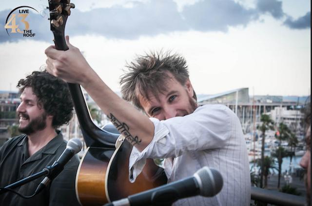 Vuelven los conciertos Live The Roof : 100 % música