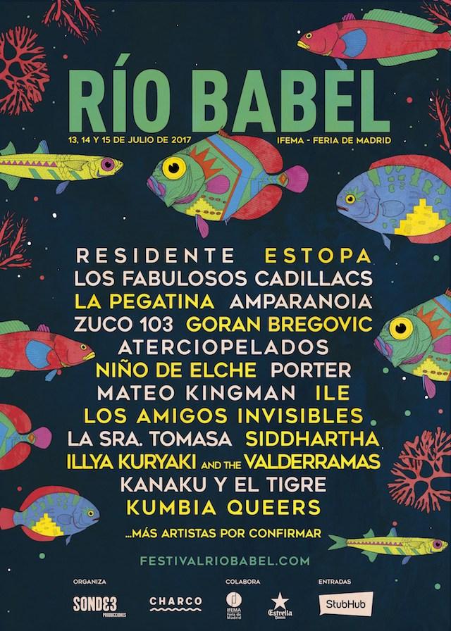 Río Babel en Madrid, el festival iberoamericano más ambicioso de los últimos años