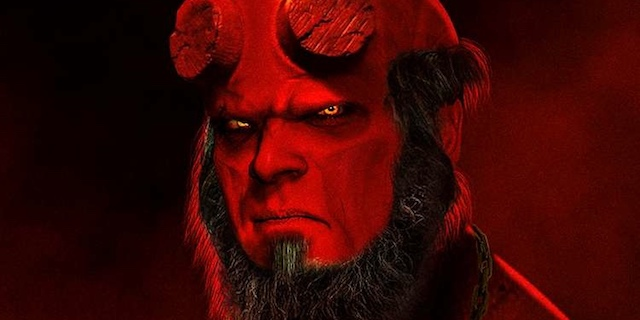 Primera imagen oficial de Hellboy: Rise of the blood queen