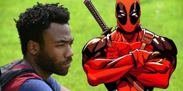 Oficial: Donald Glover será Deadpool en una nueva serie de televisión
