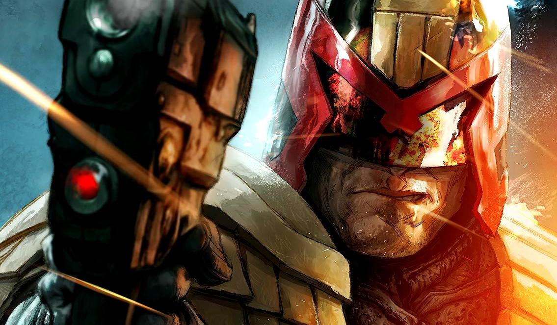 En marcha nueva serie de 'Juez Dredd' en imagen real