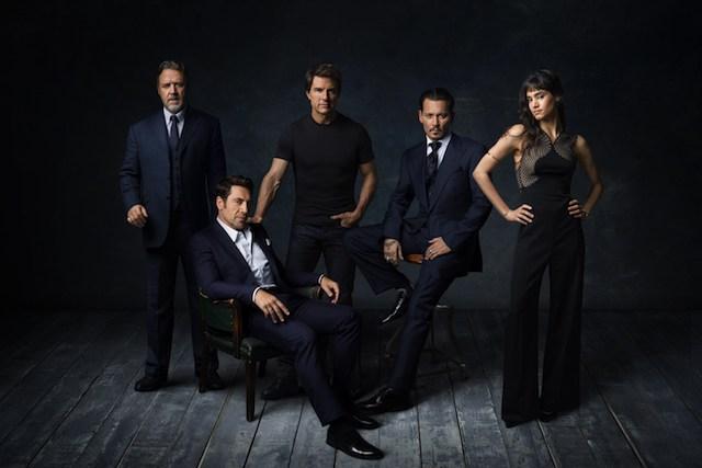 Se confirma el Dark Universe: Javier Bardem será Frankenstein