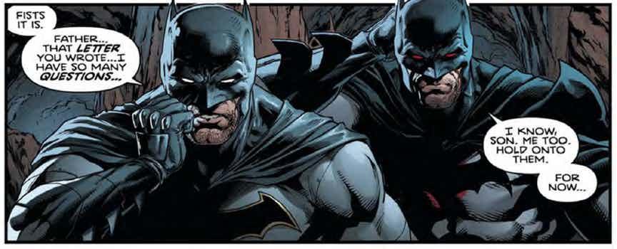 Grandes cambios para Batman tras crossover con Flashpoint