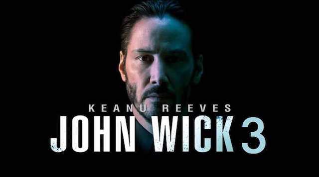 John Wick 3 ya está en marcha