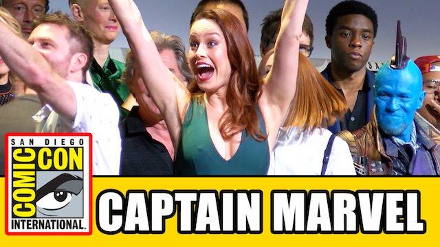 ALERTA CAPTAIN MARVEL: ¿Será aburrida?