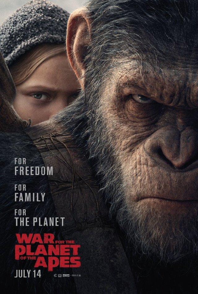 Tráiler final de La guerra del planeta de los simios, la guerra del verano