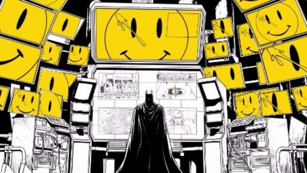 'Doomsday Clock', el crossover de Watchmen y la Liga de la Justicia