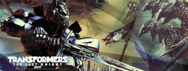 Tráiler final de Transformers: El Último Caballero, Juegos de tronos robóticos